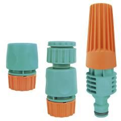 Conjunto Irrigação Tramontina 4 peças