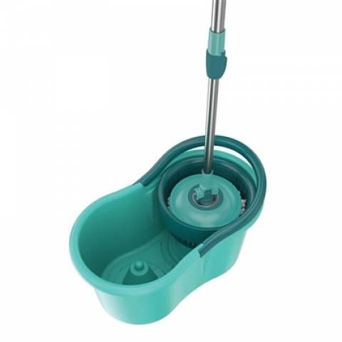 Mop FlashLimp Giratório 12.L  Verde Água - Casa Sul Materiais e Acabamento