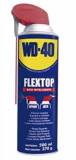 Lubrificante Spray WD-40 Flextop  500.ml