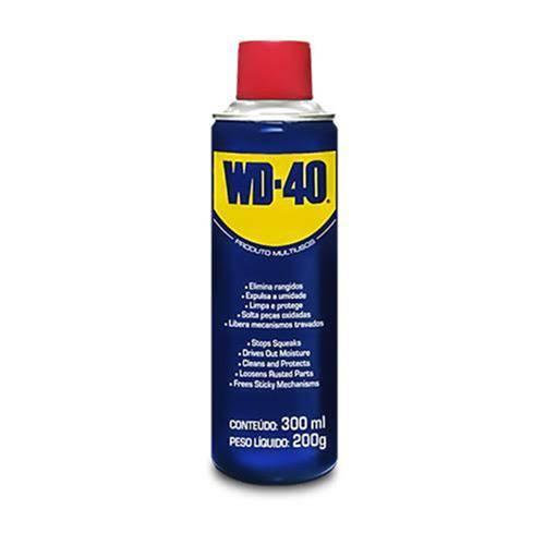 Lubrificante Spray WD-40  300.ml - Casa Sul Materiais e Acabamento