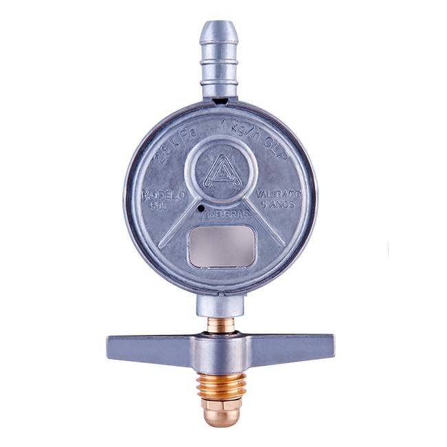 Regulador para Gás Aliança  505/01 - Casa Sul Materiais e Acabamento