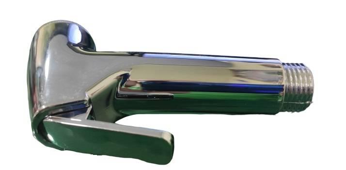 Gatilho para ducha Higiênica ABS Cromado - Casa Sul Materiais e Acabamento