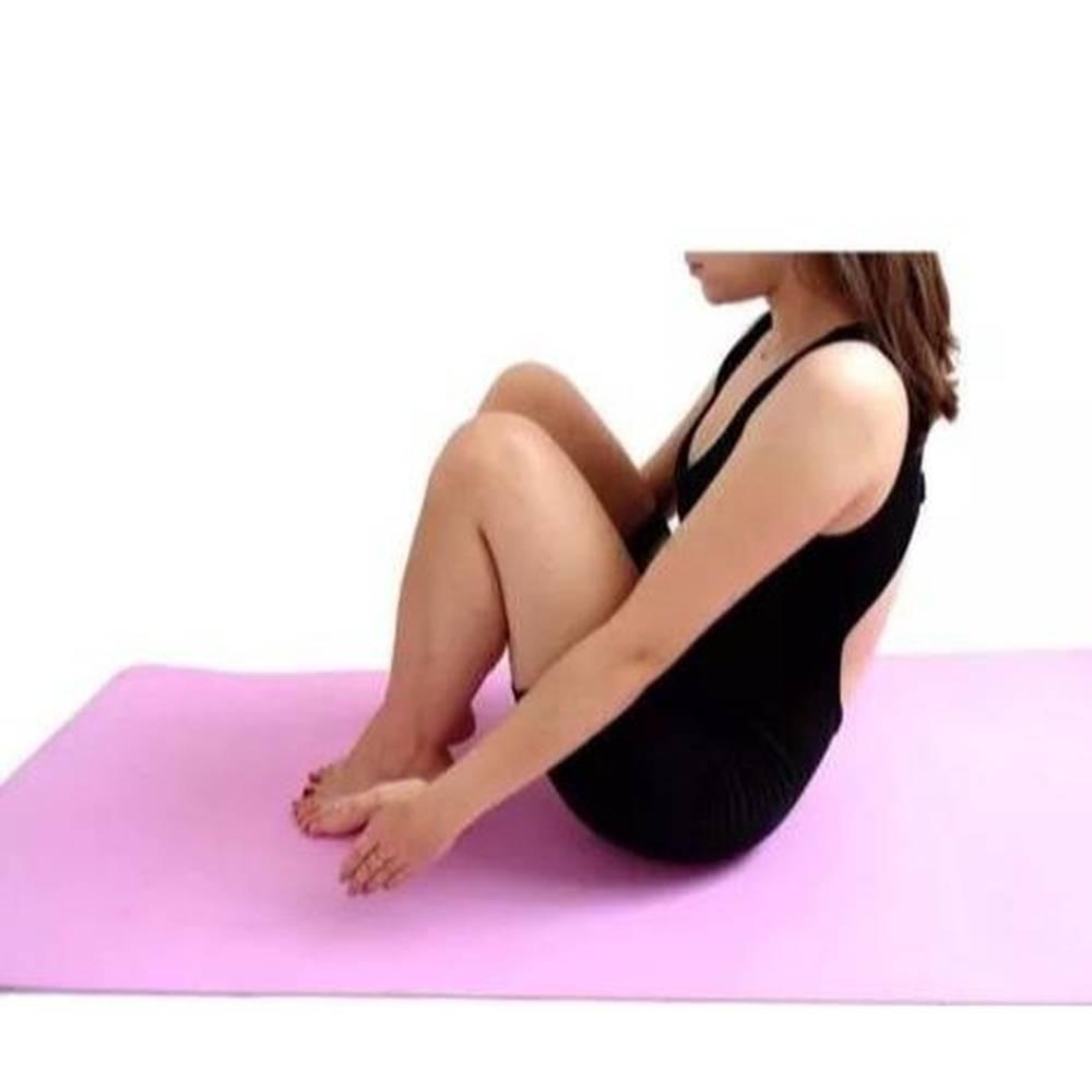 Tapete Yoga Lilás  - Casa Sul Materiais e Acabamento