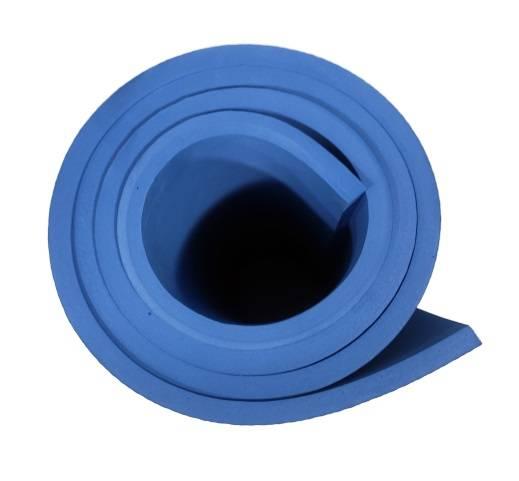 Tapete Yoga Azul - Casa Sul Materiais e Acabamento
