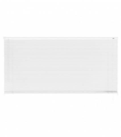 Persiana PVC Primalu 25.mm 160 x 160.cm Branca - Casa Sul Materiais e Acabamento