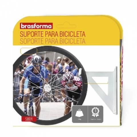 Suporte para Bicicleta Brasforma SB01 - Casa Sul Materiais e Acabamento