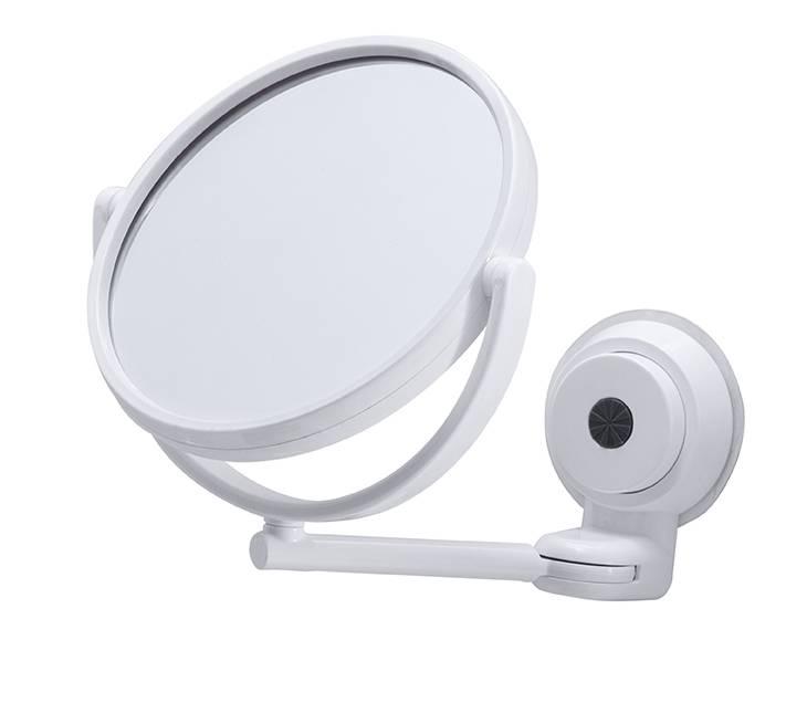 Espelho Ajustável com Ventosa Pratic Fix - Casa Sul Materiais e Acabamento