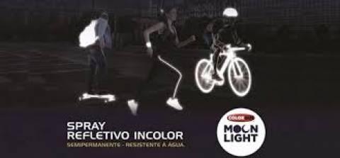 Spray Colorgin Refletivo Moonlight Incolor 200.ml - Casa Sul Materiais e Acabamento