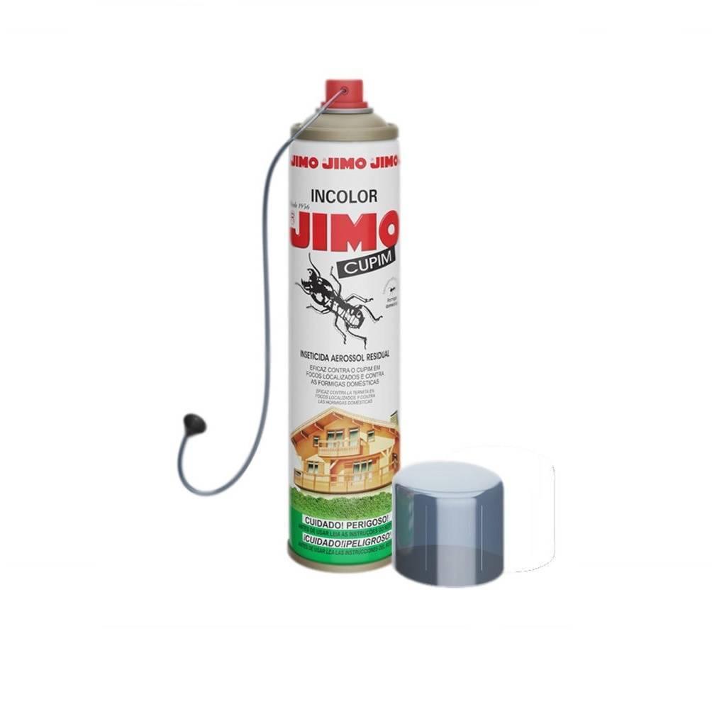 Jimo Cupim Incolor Spray 400.ml - Casa Sul Materiais e Acabamento