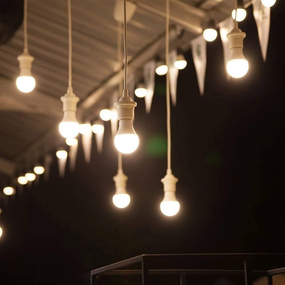 Kit 6 Lâmpadas Led Bulbo A60 Avant 9.W 6,500k Luz Branca - Casa Sul Materiais e Acabamento