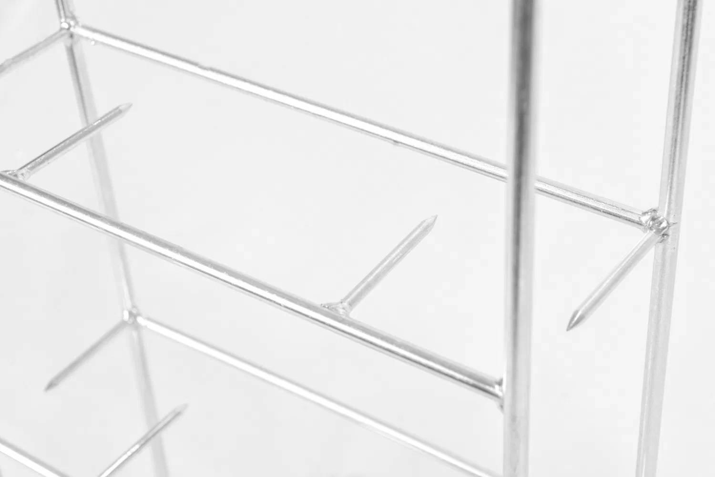 Grelha para Costelão em Aço 30x70 Cabo Alumínio - Casa Sul Materiais e Acabamento
