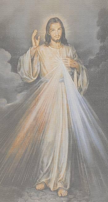 Revestimento de parede Cejatel 31x59.cm Cristo - Casa Sul Materiais e Acabamento