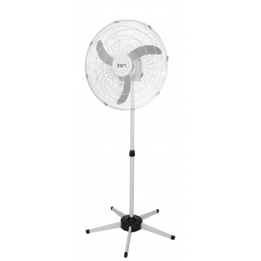 Ventilador Pedestal Tron Grade Metal branco 60.cm bivolt - Casa Sul Materiais e Acabamento