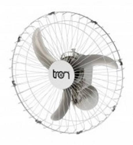 Ventilador Parede Tron Grade Metal 60.cm Branco Bivolt - Casa Sul Materiais e Acabamento