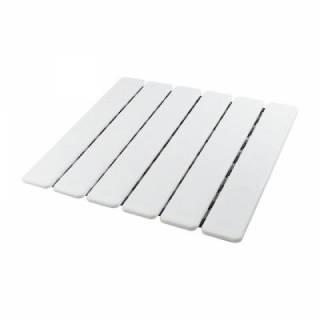 Estrado para Banheiro Cobalto Plastic Branco