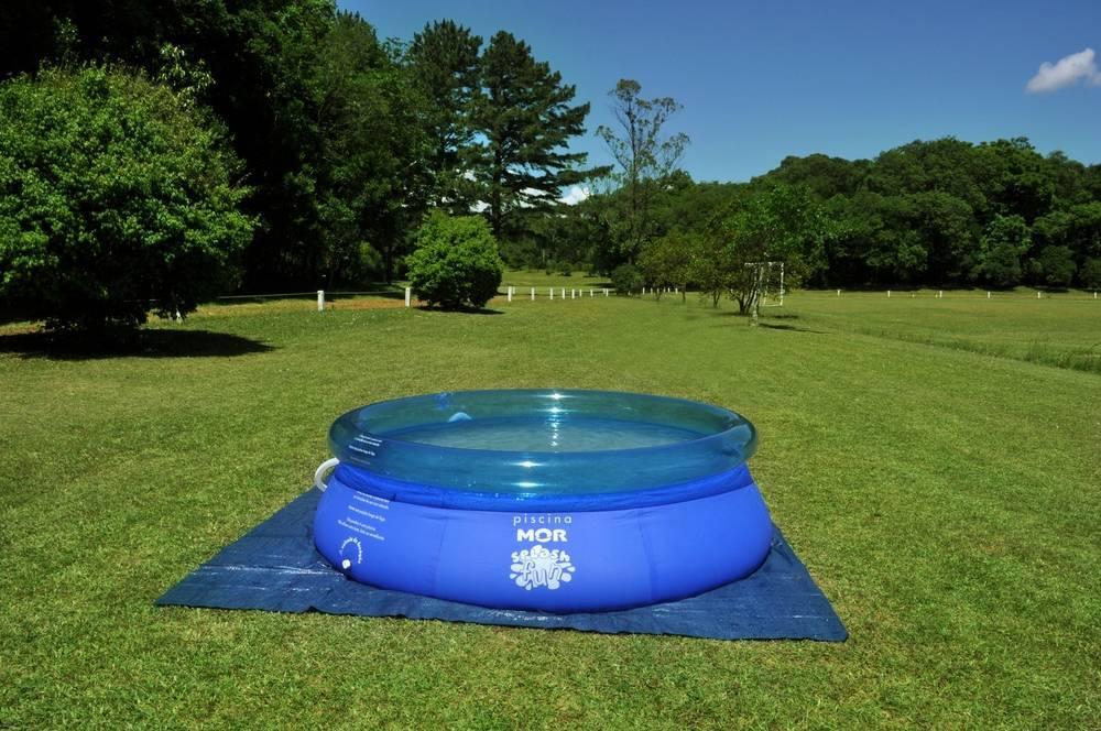 Piscina Splash Fun Mor 001053 2,400.L  - Casa Sul Materiais e Acabamento
