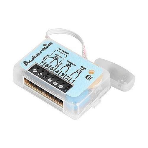 Controle Remoto P/Ventilador + Luz Autentic AT1  - Casa Sul Materiais e Acabamento