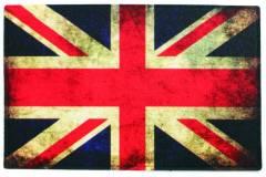 Tapete Vinil Art 40 x 60.cm Bandeira da Inglaterra