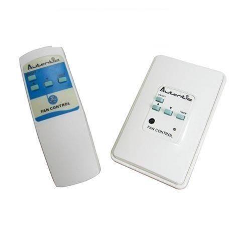 Controle Remoto P/Ventilador Parede Autentic VP1  - Casa Sul Materiais e Acabamento