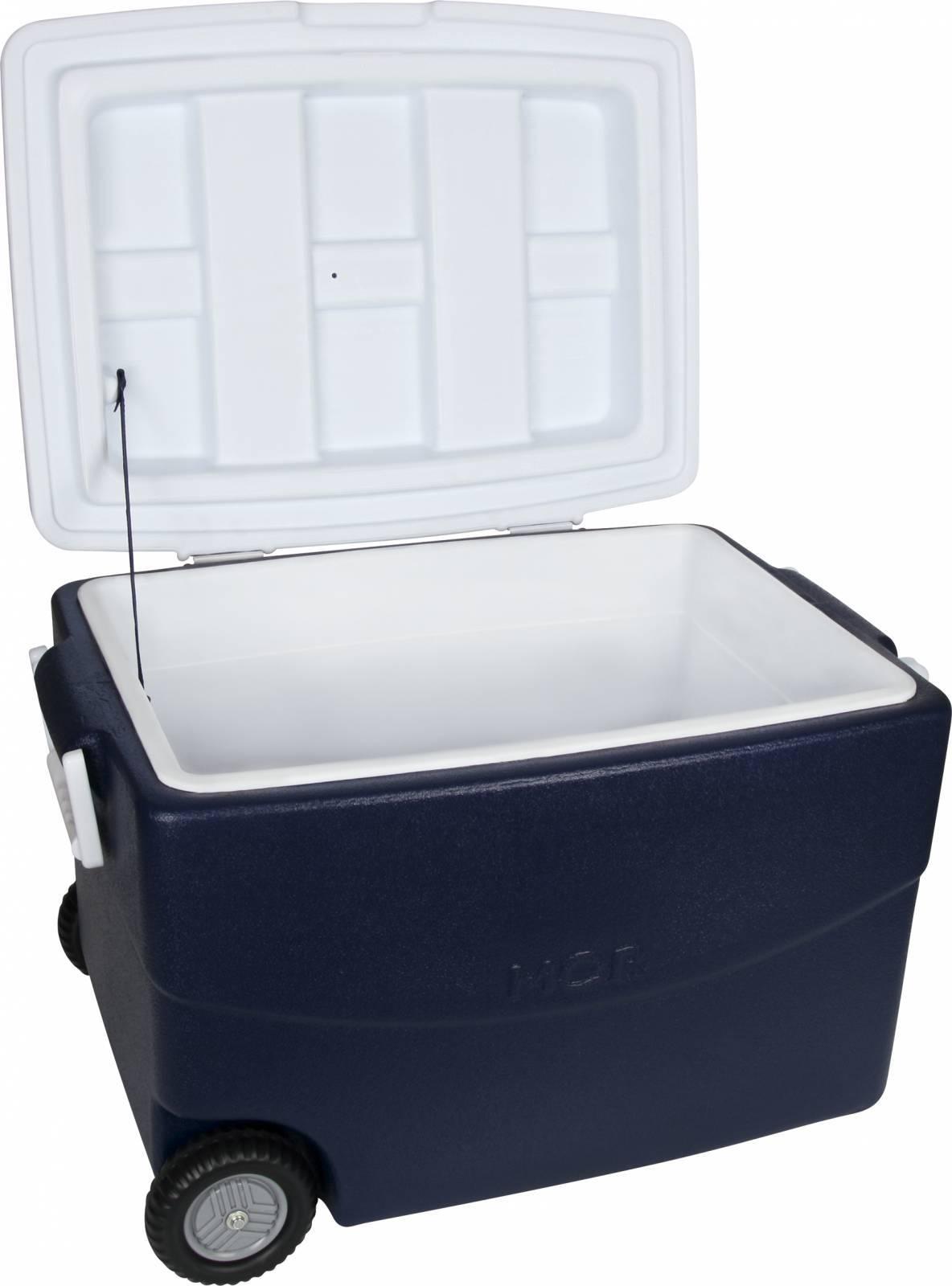 Caixa Térmica Glacial Mor 70.L Azul - Casa Sul Materiais e Acabamento