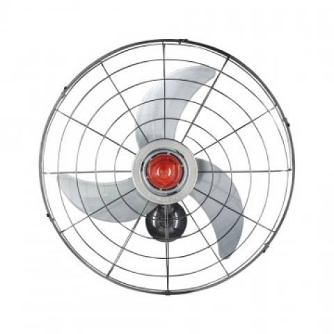 Ventilador Parede Power 70 Ventisol 70.CM Grade Metal Preto  - Casa Sul Materiais e Acabamento