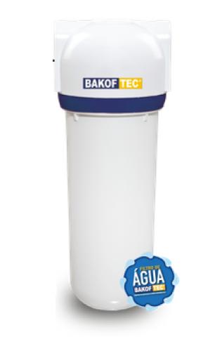 Filtro de Água para Caixa D'água Bakof  - Casa Sul Materiais e Acabamento