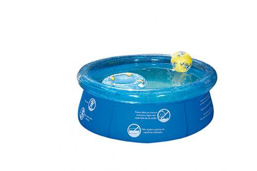 Piscina Splash Fun Mor 001048 1,000.L  - Casa Sul Materiais e Acabamento