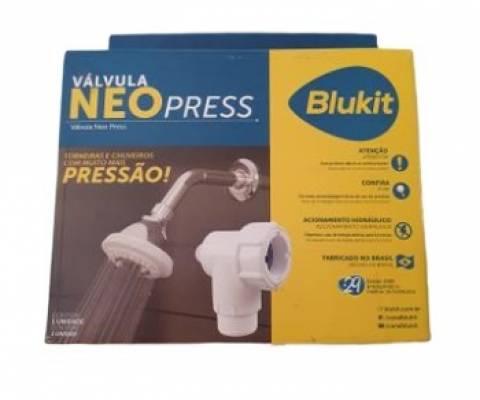 Válvula de Pressão Neo Press Blukit - Casa Sul Materiais e Acabamento
