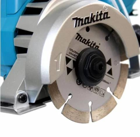 Serra Mármore Makita 4100NH3ZX2  1300W 127V  - Casa Sul Materiais e Acabamento
