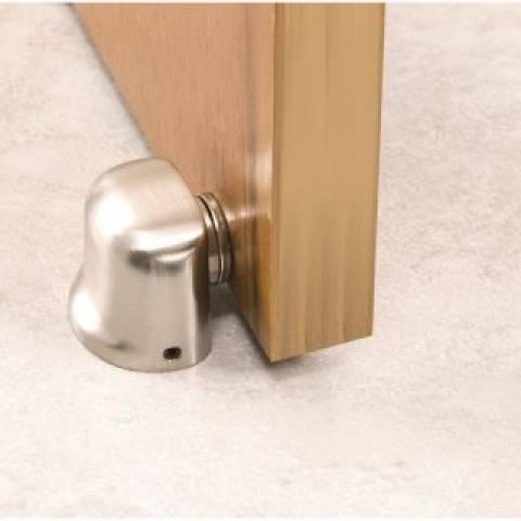 Fixador de Porta Magnético com Amortecedor - Casa Sul Materiais e Acabamento