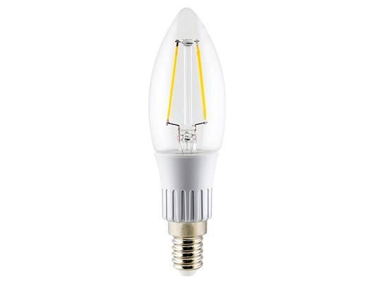 Lâmpada Superled Filameneto Ourolux 3.w bivolt 6500K Luz Bra - Casa Sul Materiais e Acabamento