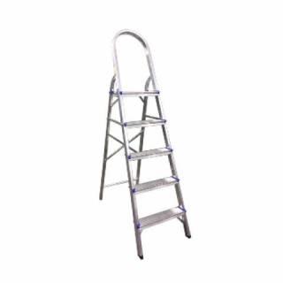 Escada Residencial Alumínio Real 05 Degraus