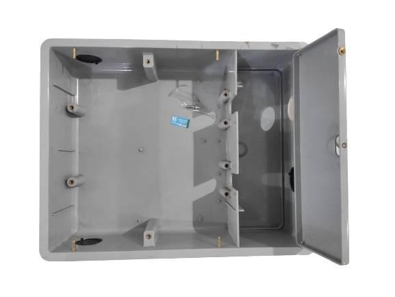 Caixa para Hidrômetro Padrão Sabesp  - Casa Sul Materiais e Acabamento