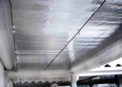 Isolante Térmico Dupla Face Homefoil 50.m2 - Casa Sul Materiais e Acabamento