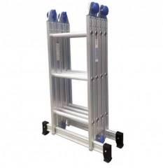 Escada Articulada Alumínio 3x4 com 12 Degraus