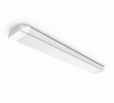 Luminária Led Slim Curve Blumenau 18.W  - Casa Sul Materiais e Acabamento