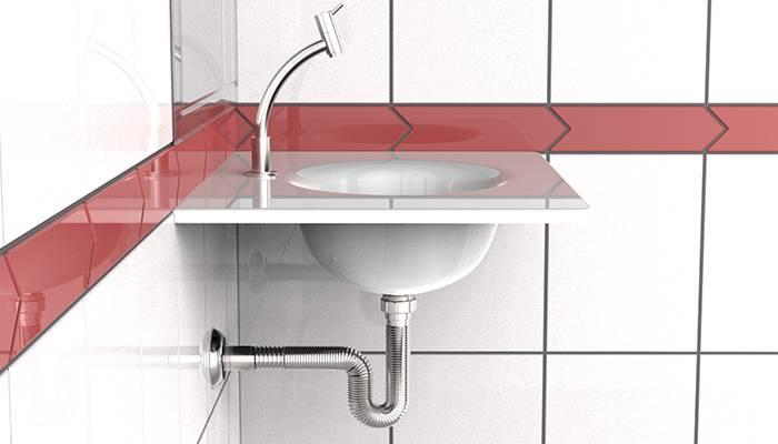 Sifão Tubo Extensivo Universal Cromado - Blukit - Casa Sul Materiais e Acabamento