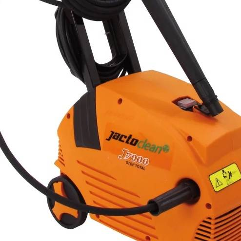 Lavadora Alta Pressão Jacto J7000 220v - Casa Sul Materiais e Acabamento