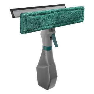 Limpa Vidros Spray com Rodinho Emborrachado Flashlimp