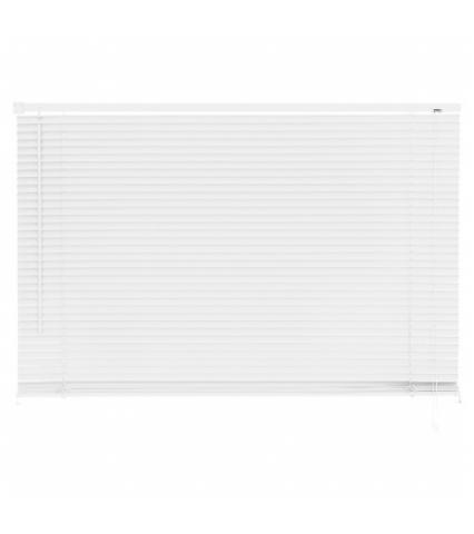 Persiana PVC Primalu 25.mm 120 x 130.cm Branca - Casa Sul Materiais e Acabamento