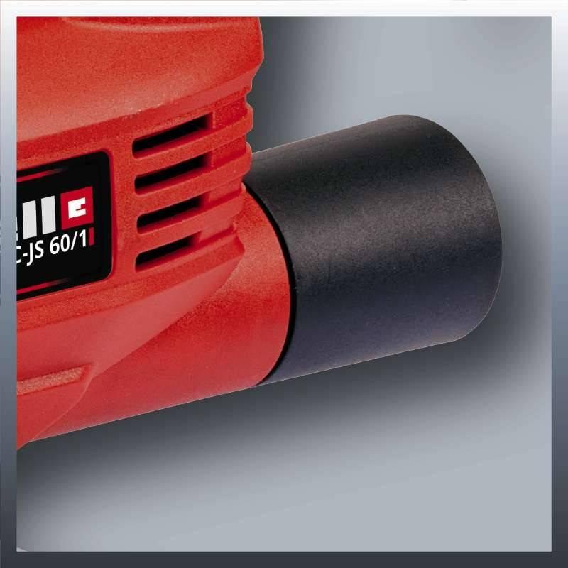 Serra Tico-tico Einhell TC-JS 60e 127v 400w  - Casa Sul Materiais e Acabamento