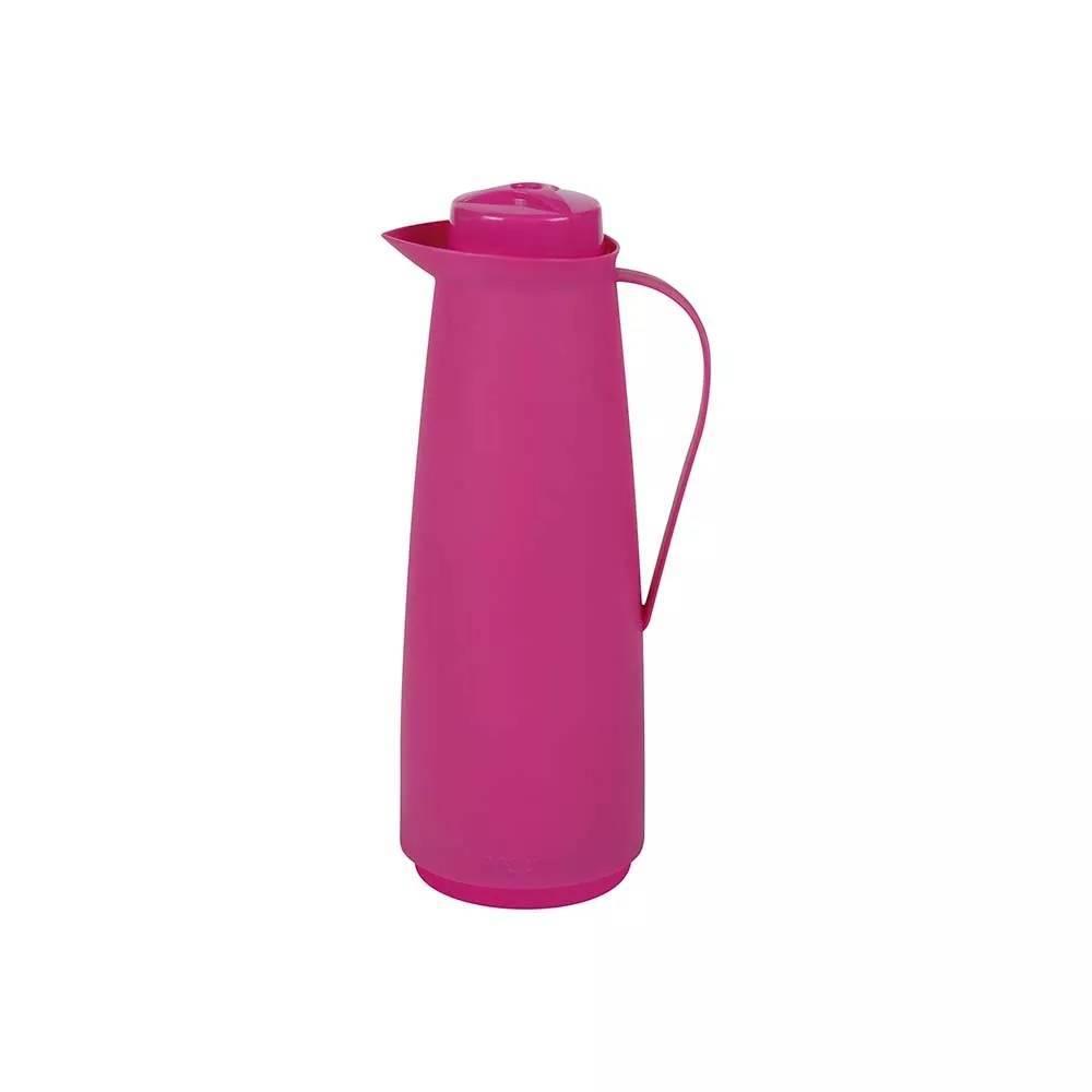 Garrafa Térmica Fresh Mor 750.ml Rosa - Casa Sul Materiais e Acabamento