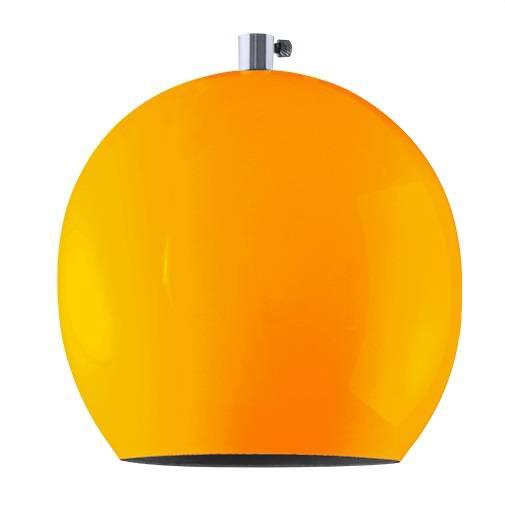 Pendente Vertical Iluminação Medium Ball Amarelo - Casa Sul Materiais e Acabamento