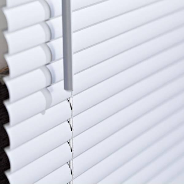 Persiana PVC Primalu 25.mm 160 x 130.cm Branca - Casa Sul Materiais e Acabamento