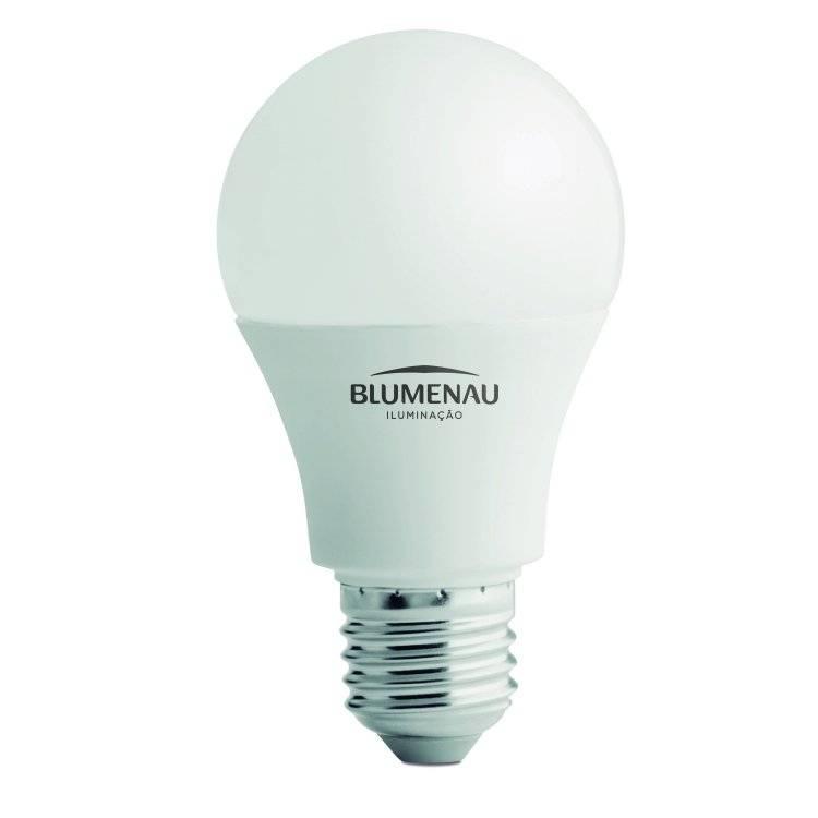 Lâmpada Led Bulbo Blumenau 9.W 6,500k Luz Branca - Casa Sul Materiais e Acabamento