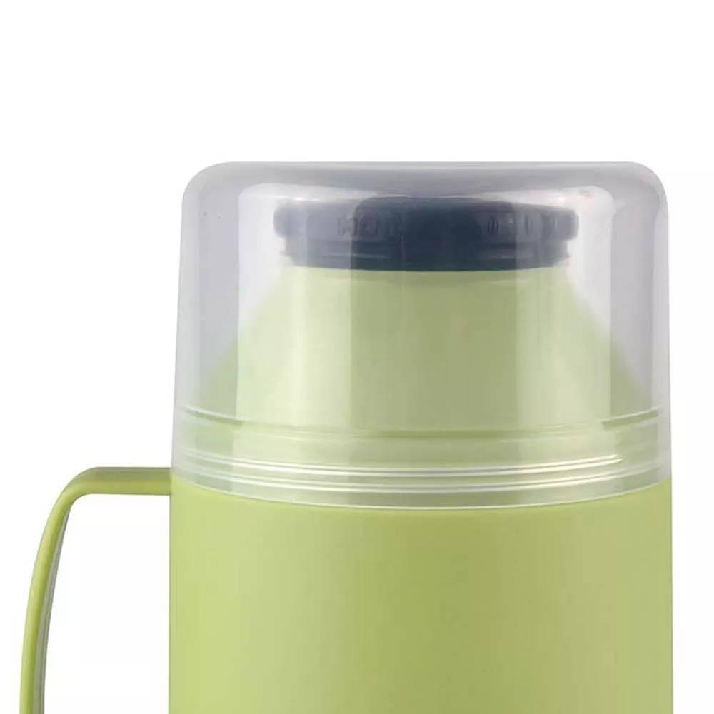 Garrafa Térmica Mor Indie 500.ml Preta - Casa Sul Materiais e Acabamento