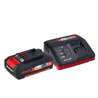 Kit Bateria e Carregador Einhell 18w