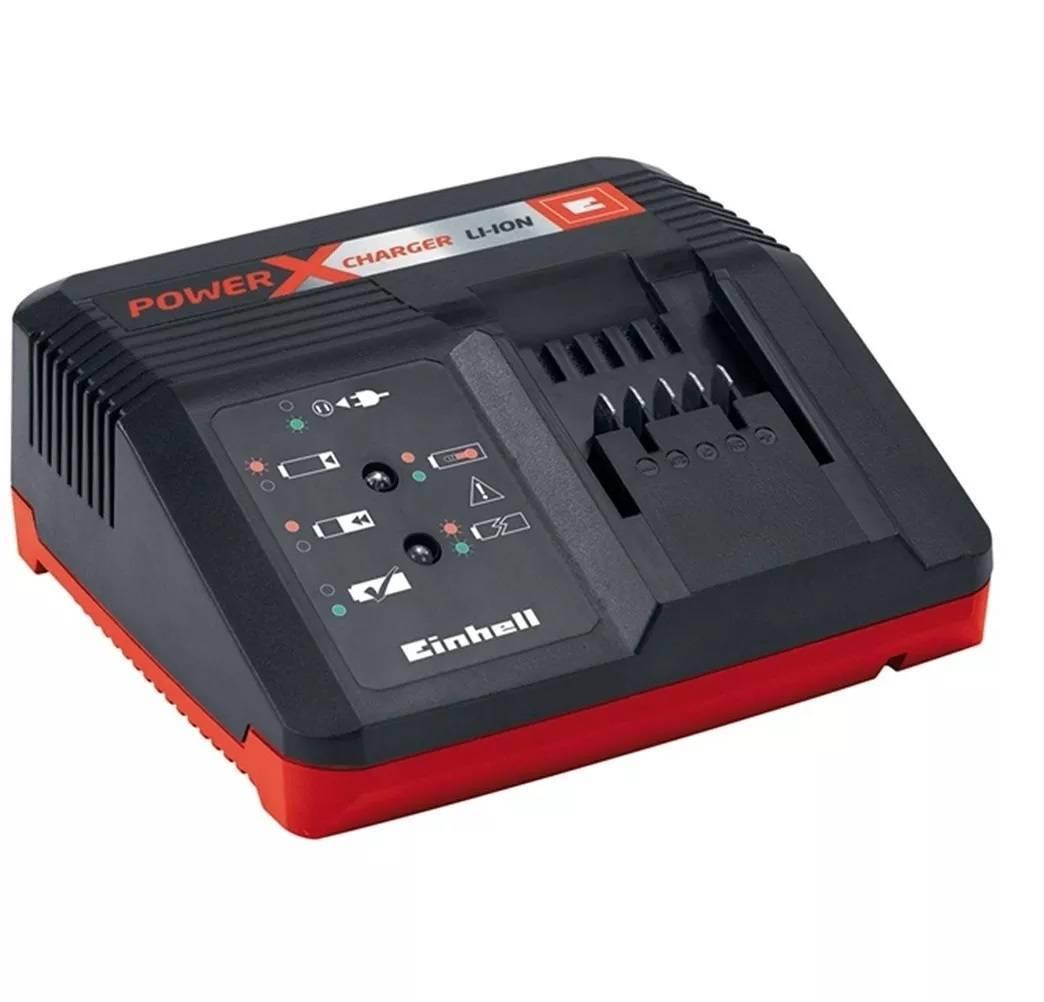 Kit Bateria e Carregador Einhell 18w - Casa Sul Materiais e Acabamento