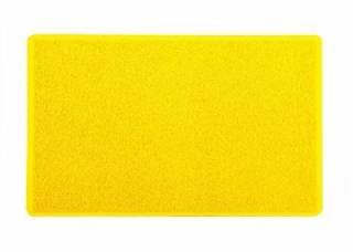 Tapete Capacho Vinil 60x40.cm Amarelo