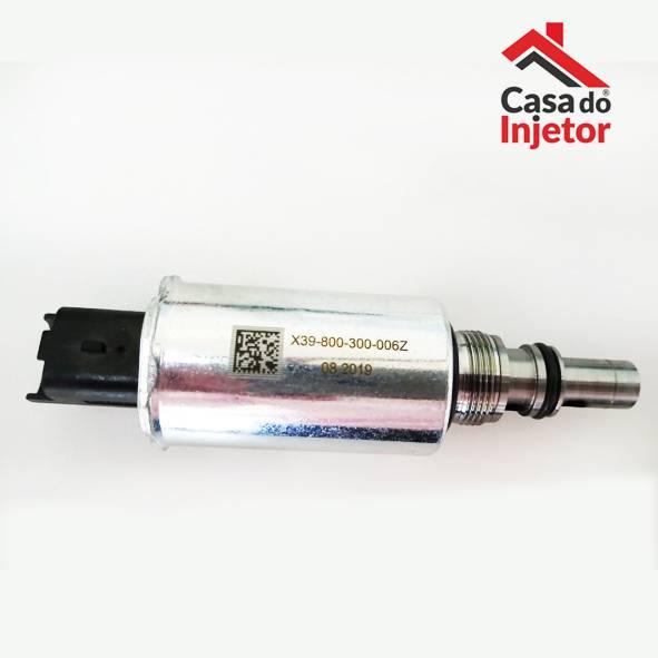 Válvula VCV Bomba de Alta Pressão Ranger X39-800-300-006Z - Casa do Injetor